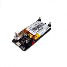 UPS Power HAT for Raspberry Pi Zero