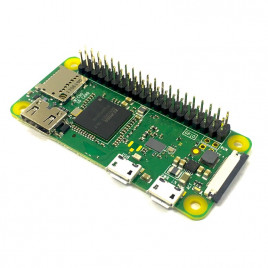 Raspberry Pi Zero WH (with Header)