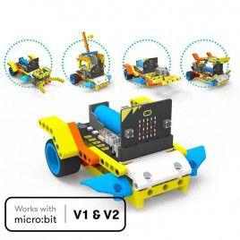 Running:bit - Programmable Building Blocks (without micro:bit)