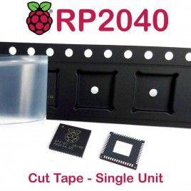 Raspberry Pi RP2040 MCU IC - Single Unit