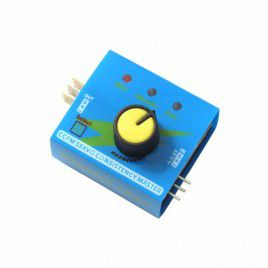 Servo Controller with Control Knob - 3 Channel