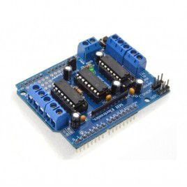 L293D Motor Drive Shield for Arduino