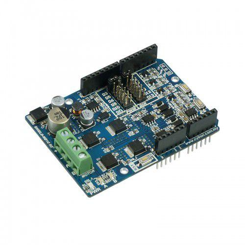Arduino Circuit Wiring Schematic Cytron 13Amp DC Motor Driver arduino