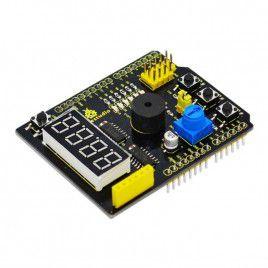 Multi-Purpose Shield V2 for Arduino UNO