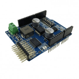 Cytron 8 Channels RC Servo Controller Shield for Arduino