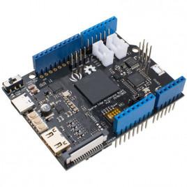 Spartan Edge Accelerator Board - Arduino FPGA Shield with ESP32
