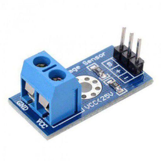 B25 0 to 25V Voltage Sensor Module