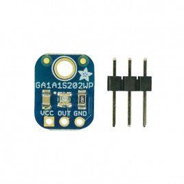 Log-scale Analog Light Sensor