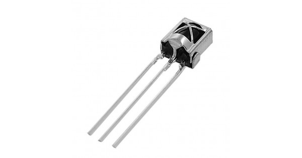 5 Sets Infrared Diode LED IR Emission and Receiver 38Khz VS1838B for Arduino