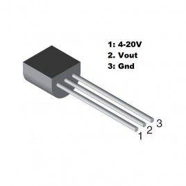 Temperature Sensor (Celsius)