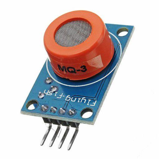 MQ3 Alcohol Sensor Module