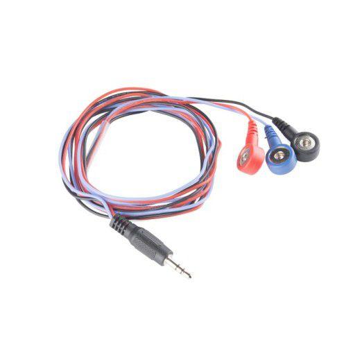 Sensor Cable - Electrode Pads (3 Connec)