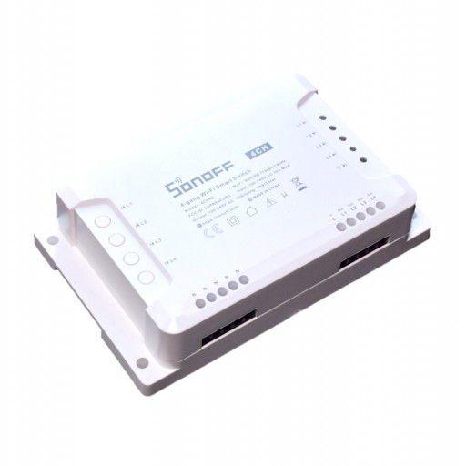 Sonoff 4CH R3 - 4 Channel WiFi Smart Switch