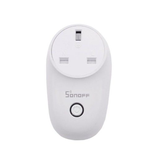 Sonoff S26 - UK Type WiFi Smart Power Socket Adapter