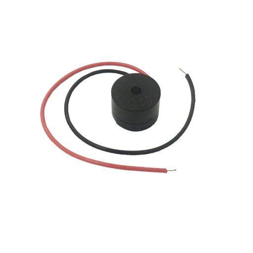 5V Piezo buzzer C/W wire