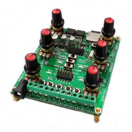 6 Channel Servo Player