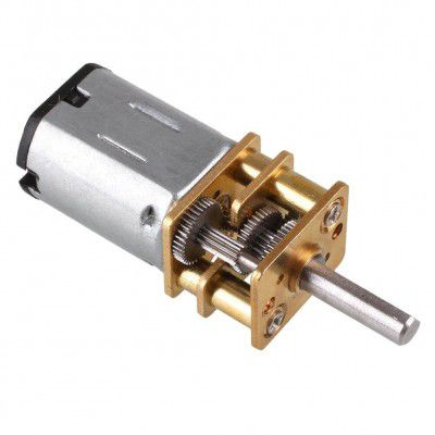 6V 440RPM DC Micro Metal Gearmotor