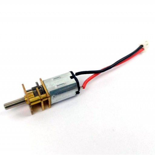 6V 600RPM Medium Power DC Micro Metal Gearmotor