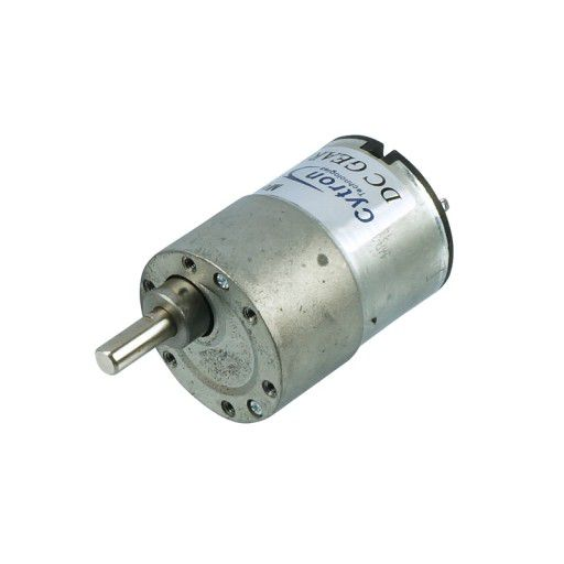 6V 225RPM 0.35kgfcm Brushed DC Geared Motor