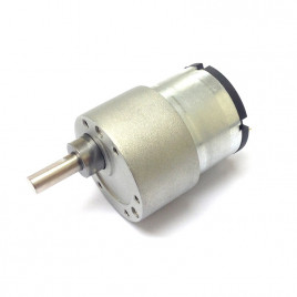 12V 380RPM 1.4kgfcm High Power Brushed DC Geared Motor