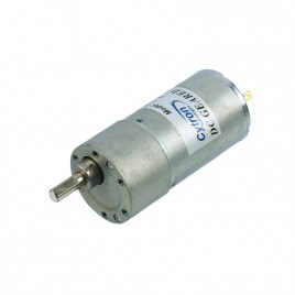 12V 24RPM 15kgfcm Brushed DC Geared Motor
