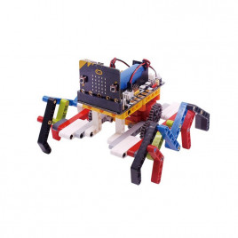 Spider:bit compatible with LEGO (without micro:bit)