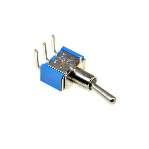 Toggle Swith 3 Pins R/A