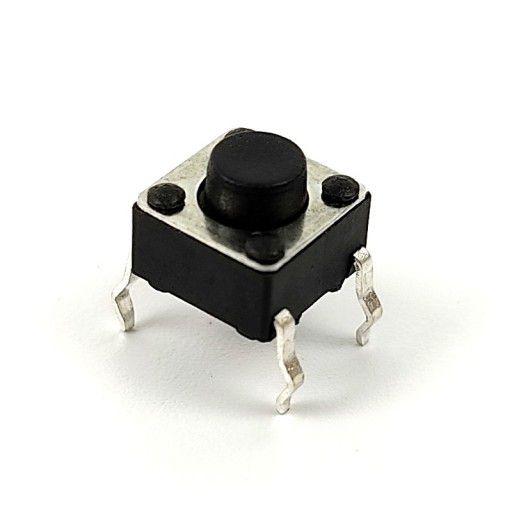 6x6x1 Push Button 4-Pin