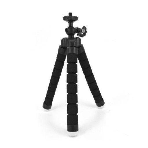 Flexible Portable Camera Stand-Black
