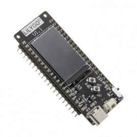 TTGO T-8 ESP32-S2 with 1.14-inch LCD and TF Slot