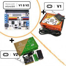Motor:bit Expansion Board for micro:bit Bundles