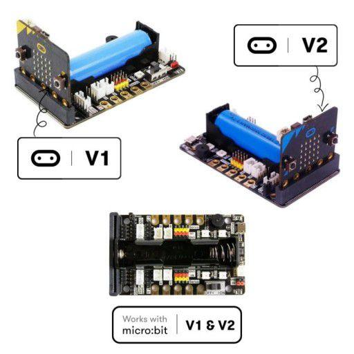 Super:bit Expansion Board for micro:bit Bundles
