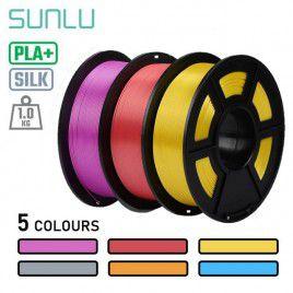 SunLu 1KG 1.75mm PLA+ Silk Filament