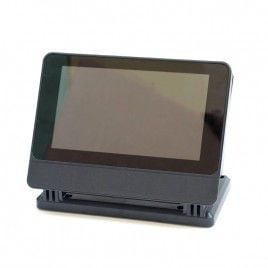 Smarti Pi Touch PRO Case for 7-inch RPi Display-Black