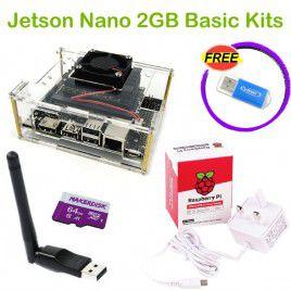 Jetson Nano 2GB Basic Kits