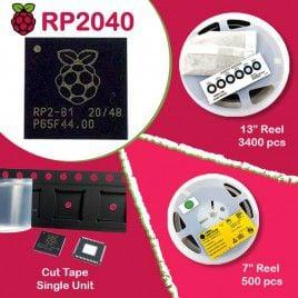 Vi điều khiển Lõi kép Raspberry Pi RP2040
