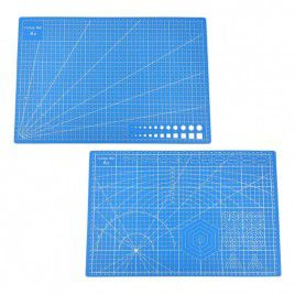 PVC Cutting Mat A3 Size - Blue