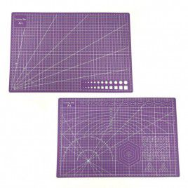 PVC Cutting Mat A3 Size - Purple