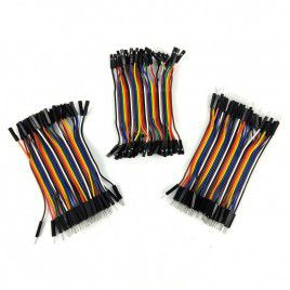 40-Way 10cm Dupont Jumper Wire