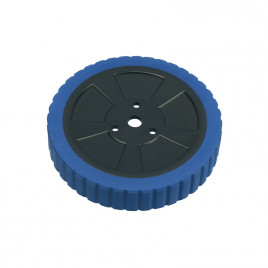 5 Inches Robot Wheel Without Key Hub