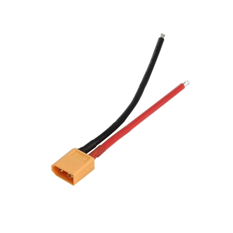 Super Xt60 Lipo Battery Wire Extension 15Cm Male Wiring 101 Akebretraxxcnl