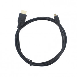 Micro-HDMI to Standard HDMI Cable