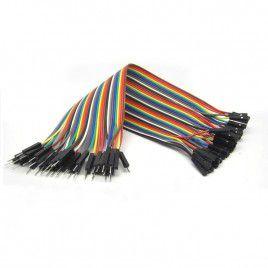 40 sợi dây cắm Male - Female - Dài 20cm