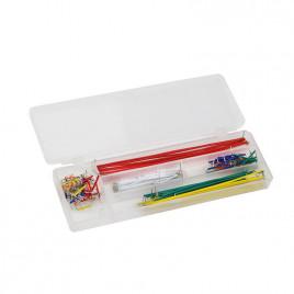 Breadboard Jumper Wire Kit (140pcs)