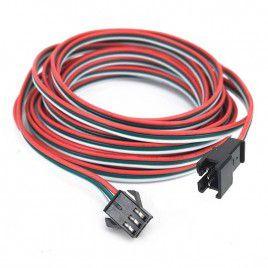 NeoPixel Strip 3-pin Extension Cable 100cm