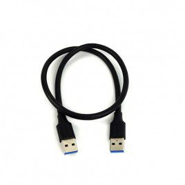 USB 3.0 Male to Male USB Cable - 50cm