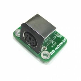 Breakout board for PS/2 Socket