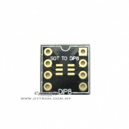 Breakout for SOT 6pin/SSOP 8pin package