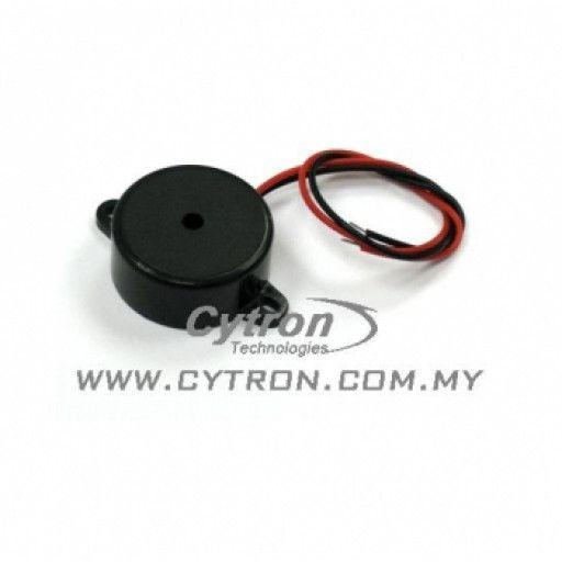 Buzzer 6-12V c/w Wire
