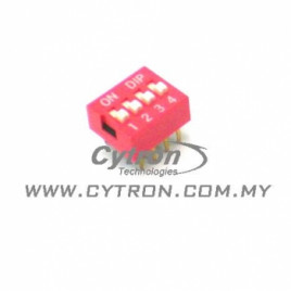 DIP Switch(4Way)
